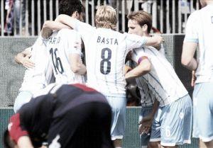 La Lazio non si ferma più. Battuto anche il Cagliari per 3-1
