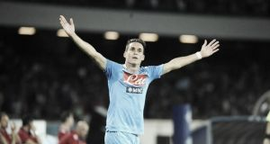 """Callejon: """"Scudetto is an objective"""""""
