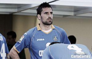 """Juan Rodríguez: """"Para conseguir los tres puntos ante el Atleti hay que estar concentrados"""""""