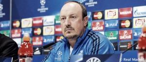 """Real Madrid, Benitez: """"Siamo primi, ma vogliamo continuare a vincere"""""""