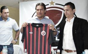 Cúcuta tiene nuevo entrenador