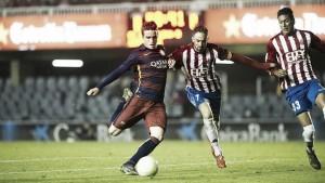 El Girona cae eliminado en la Copa Catalunya