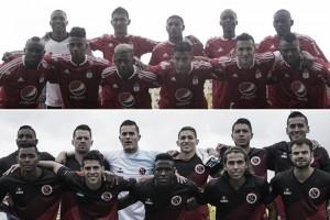 América de Cali vs Cúcuta Deportivo por Torneo Águila (1-1)