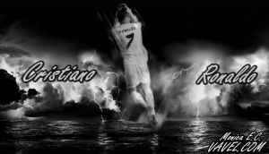 Cristiano Ronaldo, el relámpago del Catatumbo