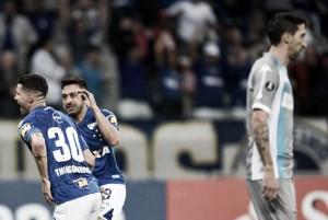 Cruzeiro vence Racing, garante liderança do grupo e vai às oitavas da Libertadores