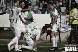 Córdoba CF - UD Almería: de Tomás da la quinta plaza en un partido de infarto