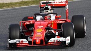 Séptimo día de test de pretemporada: Ferrari presenta su candidatura al título