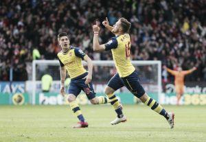 El Arsenal suma y sigue