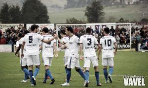 Fotos e imágenes del CD Lealtad - Real Oviedo CF, 30ª jornada Grupo I de Segunda División B