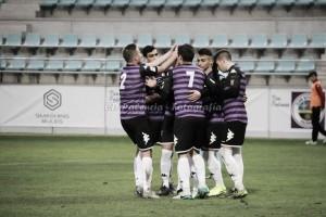 Xavi Moré permite soñar al Palencia
