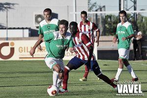 """CD Toledo - Atlético de Madrid """"B"""": engancharse al tren de cabeza"""
