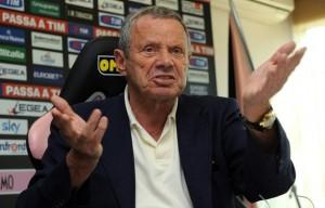 """Palermo, la furia di Zamparini: """"Iachini è un deficiente, sta facendo giocare male la squadra"""""""