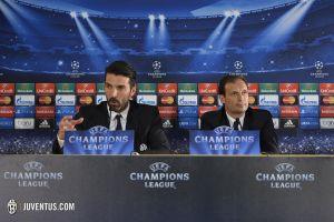 """Buffon: """"Sabemos el potencial del Mónaco y el nuestro"""""""