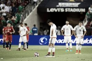 Ridículo histórico de la selección ante Chile