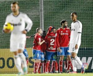 El Numancia pierde dos puntos en el último minuto