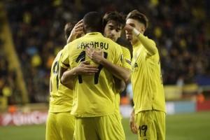 Villarreal - Bayer 2-0: Bakambu ipoteca la qualificazione