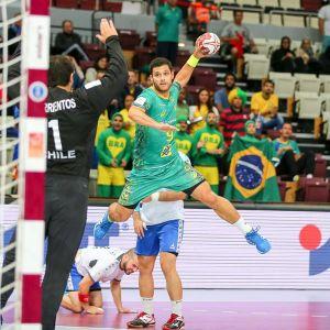 Mundial Qatar 2015. Grupo A, jornada 5: Brasil se hace con la cuarta plaza