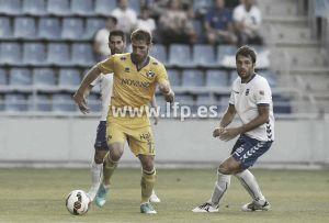 CD Tenerife - AD Alcorcón: puntuaciones del Tenerife, jornada 38