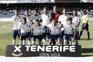 CD Tenerife - UE Llagostera: puntuaciones del Tenerife, jornada 34