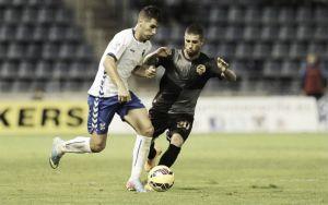 CE Sabadell - CD Tenerife: el todo por el todo