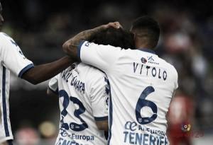 CD Tenerife - UD Almería: puntuaciones del Tenerife, jornada 26 de Segunda División