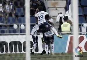 CD Tenerife - Elche CF: puntuaciones del Tenerife, jornada 24 de Segunda División