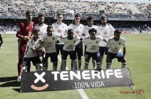 CD Tenerife - CD Lugo: puntuaciones del Tenerife, jornada 37 de Segunda División