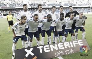 CD Tenerife - Numancia: puntuaciones del Tenerife, jornada 14 de Segunda División