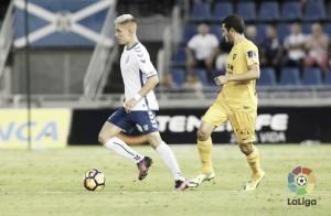 CD Tenerife - UCAM Murcia: puntuaciones del Tenerife, jornada 15 de Segunda División