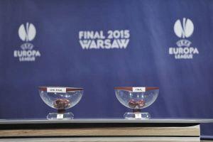 Europa League, sorteggio semifinali: il Napoli pesca il Dnipro, la Fiorentina l'ostico Siviglia