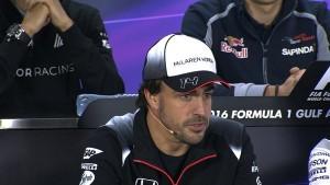 Formula 1, le parole dei piloti in conferenza stampa