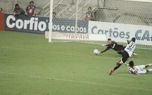 Ceará é mais efetivo e conquista primeira vitória na Série B ao bater Náutico