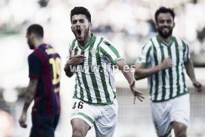 Barcelona B - Real Betis, puntuaciones Real Betis, jornada 33