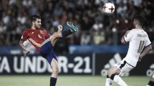 España - Italia: puntuaciones España, semifinal euro sub-21