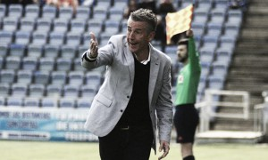 """Alejandro Ceballos: """"Hay que esperar a futbolistas que nos den más posibilidades"""""""