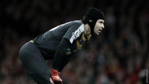 """Cech: """"Tenemos que conseguir tantos puntos como sea posible"""""""