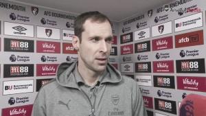"""Cech: """"La situación es peligrosa para nosotros"""""""