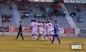 El Real Jaén comienza en la línea de la victoria