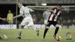 Celta – Athletic: puntuaciones del Athletic, jornada 17