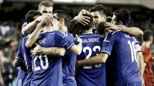 Argentina - Bosnia, puntuaciones de Bosnia, jornada 1 grupo F