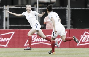 England thrash France 4-1 in opening SheBelieves Cup Match