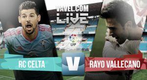 Resultado Celta de Vigo vs Rayo Vallecano (6-1)