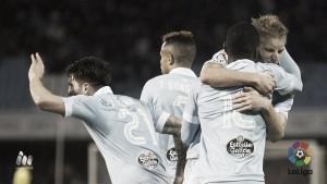 Celta - Sevilla, puntuaciones del Celta, jornada 23 de la Liga BBVA