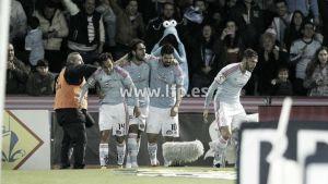 Celta - Atlético de Madrid: puntuaciones del Celta, jornada 23 de Liga BBVA