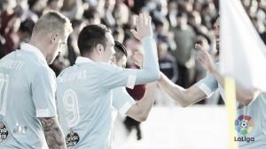 Celta - Real Sociedad, puntuaciones del Celta, jornada 29 de Liga BBVA