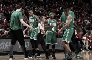 Boston Celtics take care of Chicago Bulls 104-87, to take 2-1 series lead