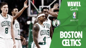 2016-2017 NBA Team Preview: Boston Celtics