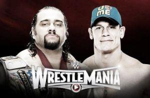 John Cena vs Rusev. USA vs Rusia, más que un combate.