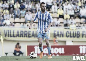 Puntuaciones Málaga CF 2014/2015: centrocampistas