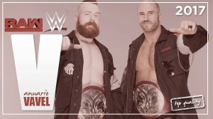 Anuario VAVEL Raw Tag Team Championship 2017: regresos entre el dominio de The Bar
